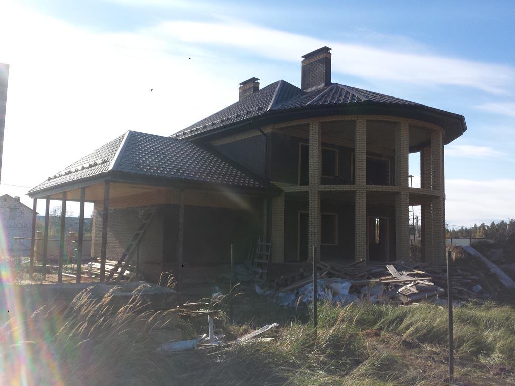 Дом в Хорлово