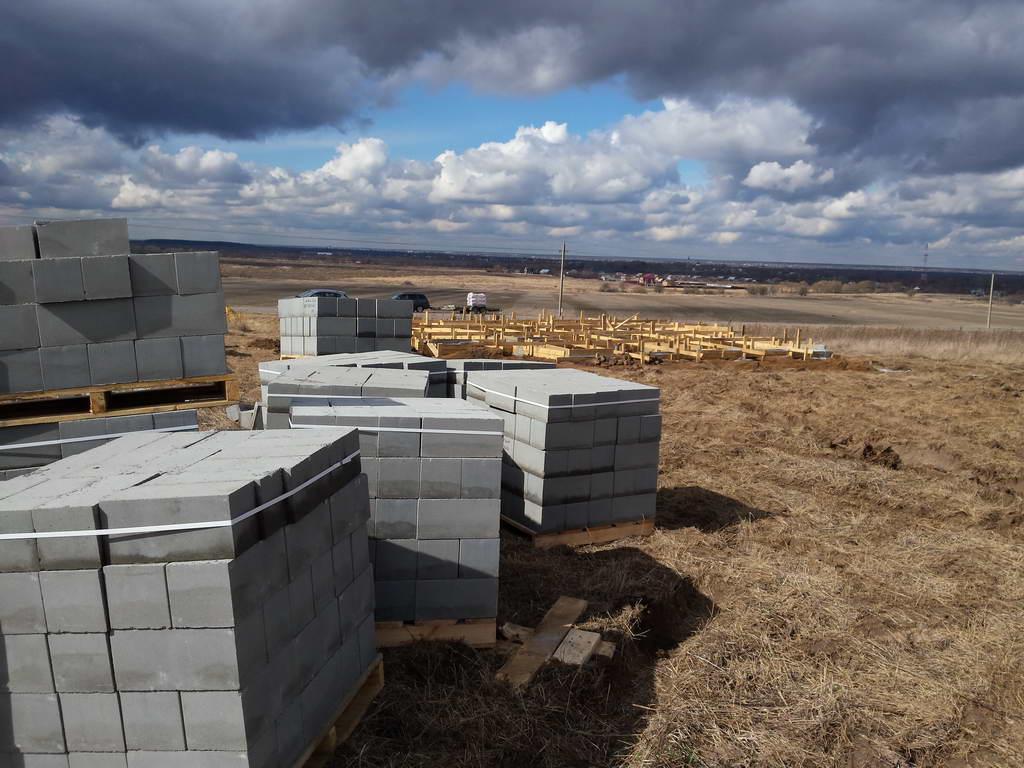 Фундамент в Петровском