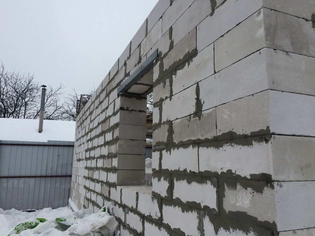 Строительство здания в Подольске