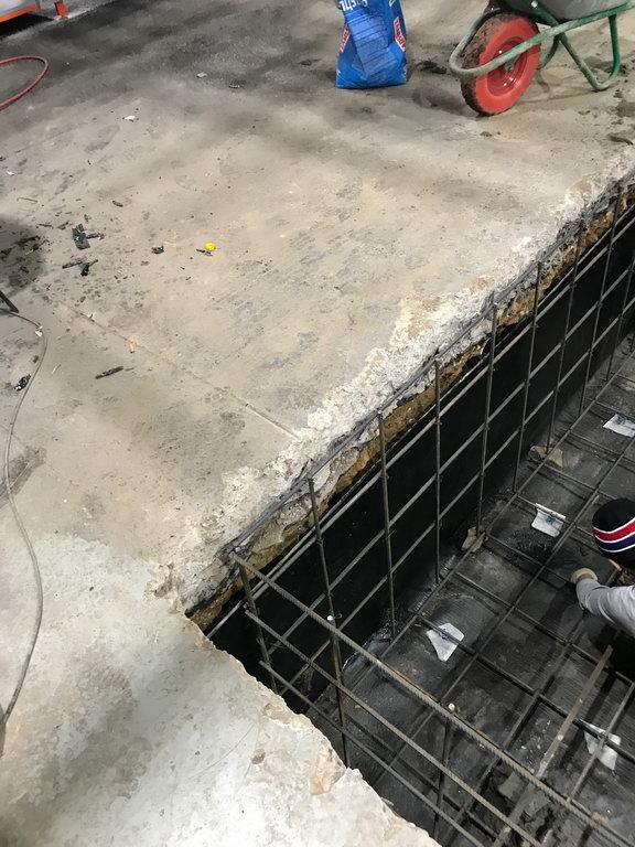Шкинь бетонный Приямок