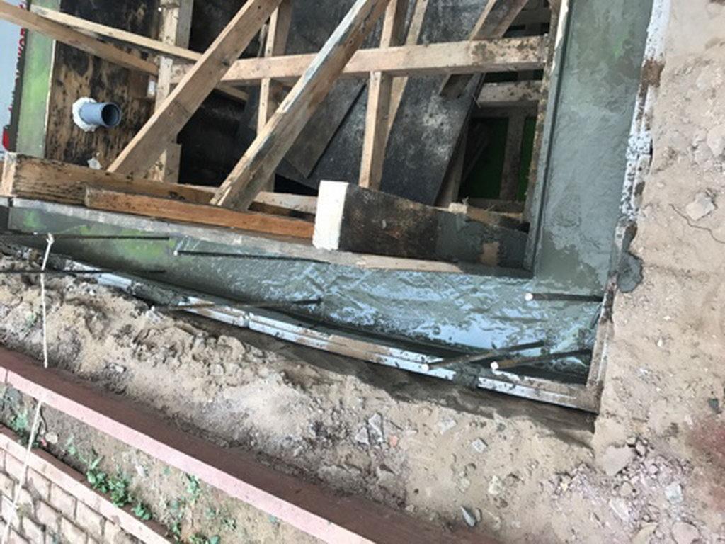 Снт Мичуринский ступино бетонный кессон