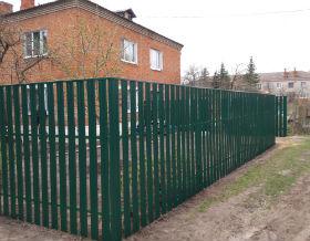 забор фото