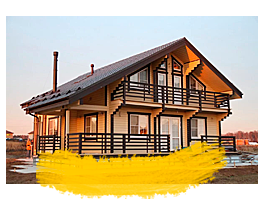 ВосДомСтрой заказать строительство дома из бруса