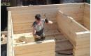 Строительство дома из бруса самостоятельно